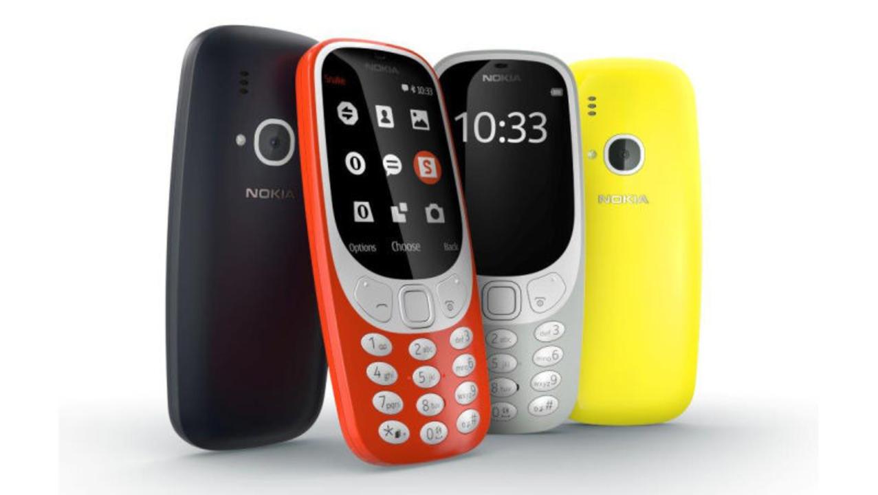 世界最古レベルの携帯電話「Nokia 3310」がまさかの復活、発売へ