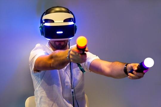 PlayStation VRの販売台数が91.5万台に到達。SIEも大満足