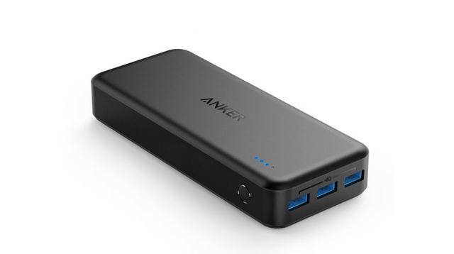 20,000mAh、3台同時の急速充電。Ankerの新モバイルバッテリーシリーズ「PowerCore II 20000」