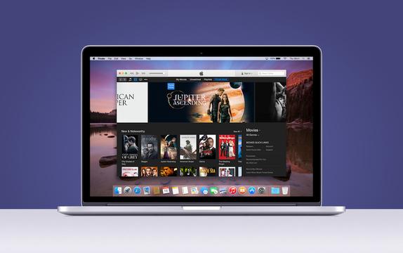 「iTunes 12.6」にて、とうとうレンタルビデオのデバイス間再生に対応へ