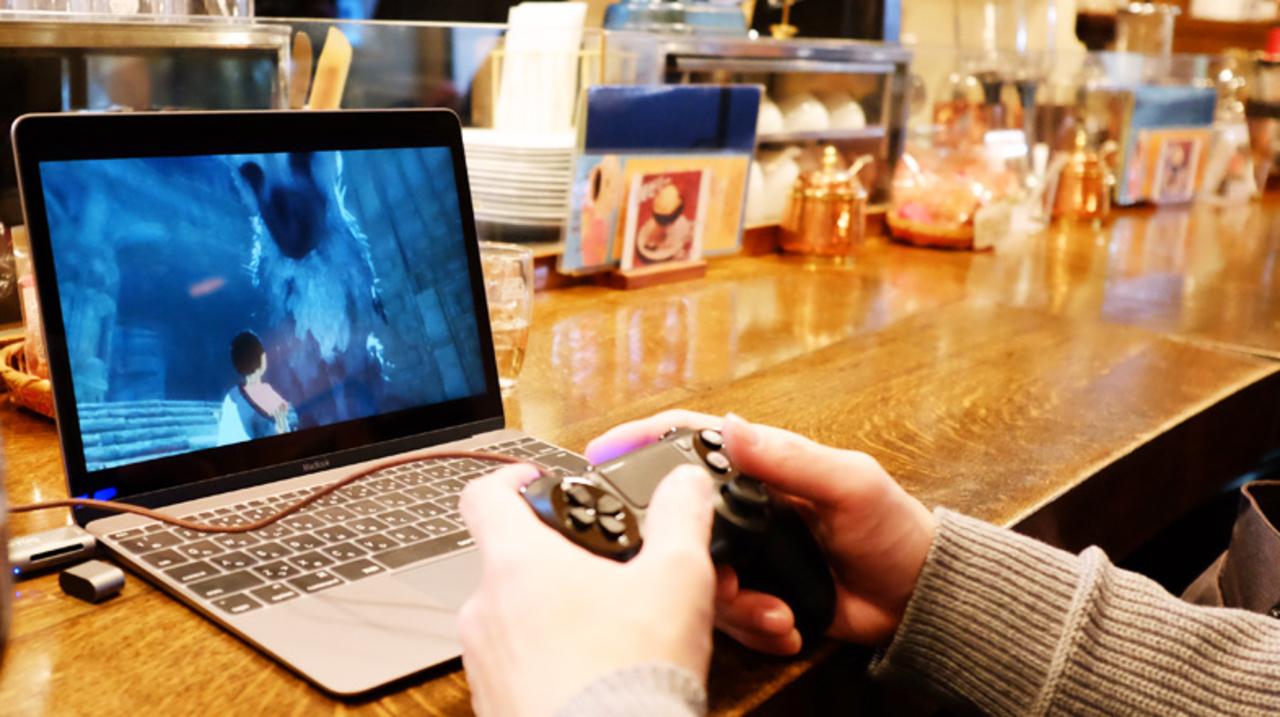 地味なんだけど感動的! MacやPCで「PS4リモートプレイ」できるって知ってた?