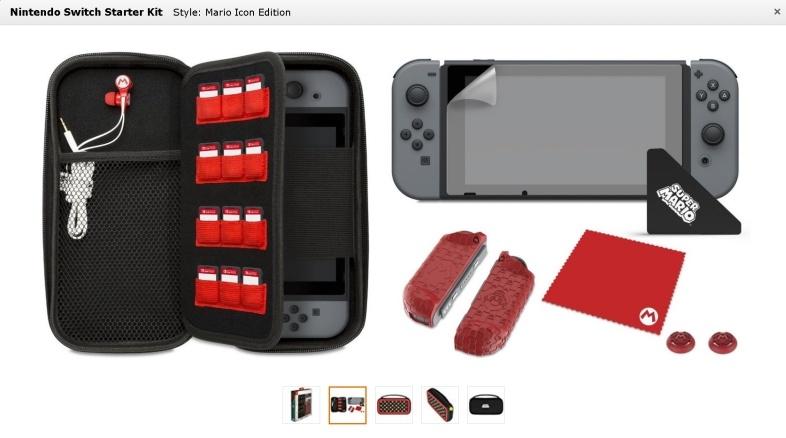 Switch ケース 3