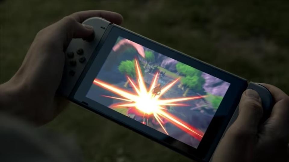 「ニンテンドースイッチ」にはタッチ操作限定ゲームも登場へ