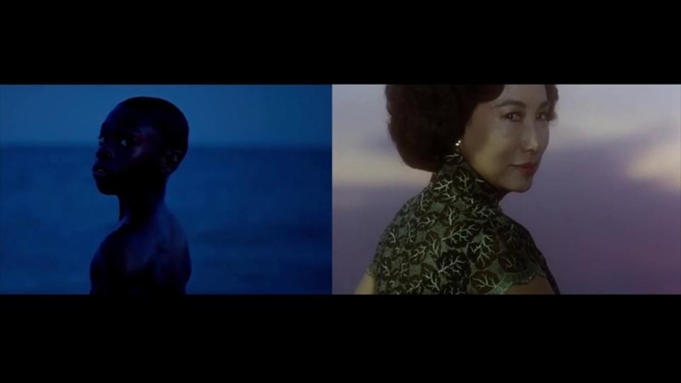 映画『ムーンライト』がウォン・カーウァイ監督に多大な影響を受けていることがわかる動画