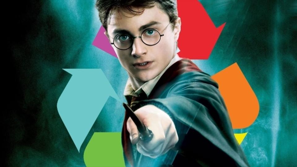 魔法のような中毒性。『ハリー・ポッター』メガミックス