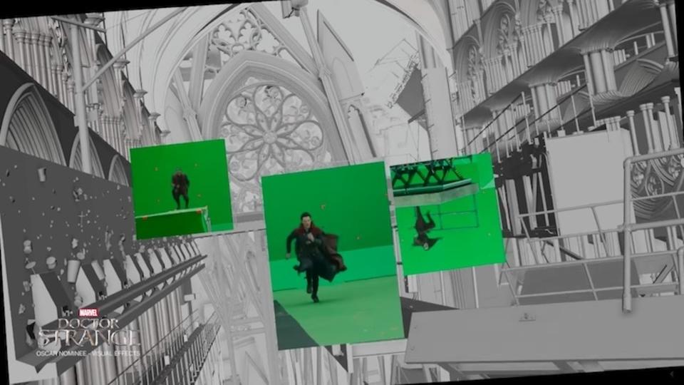 魔法を実現させた魔法。映画『ドクター・ストレンジ』のVFXの裏側