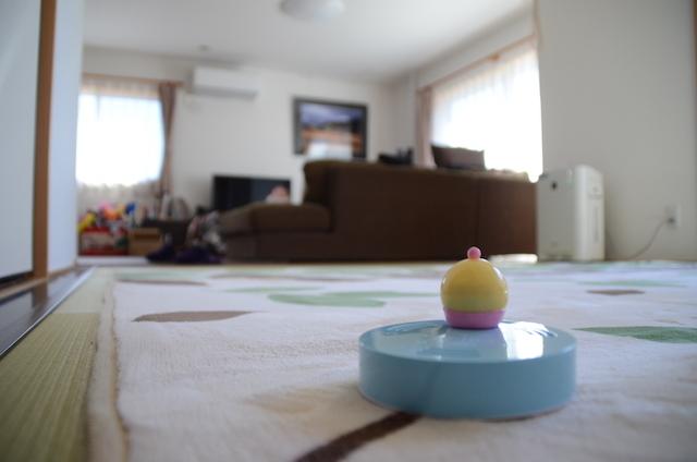 『ちゃお』付録ロボット掃除機レビュー:完璧なダウンサイジング! 実用とは違うステージに挑んでいる7