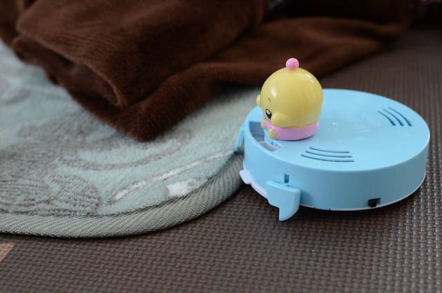 『ちゃお』付録ロボット掃除機レビュー:完璧なダウンサイジング! 実用とは違うステージに挑んでいる8