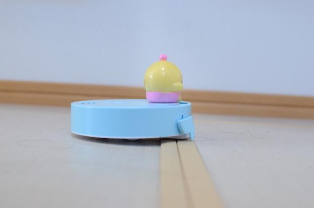 『ちゃお』付録ロボット掃除機レビュー:完璧なダウンサイジング! 実用とは違うステージに挑んでいる9