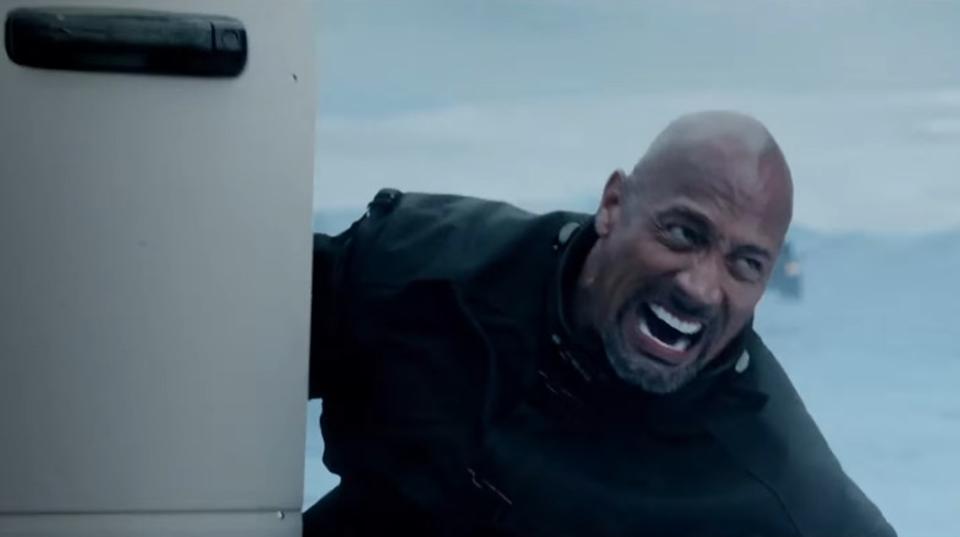魚雷なんて筋肉があれば怖くない! 映画『ワイルド・スピード ICE BREAK』予告編