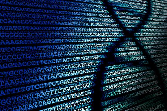 Microsoftの考える、データストレージ=DNAという世界