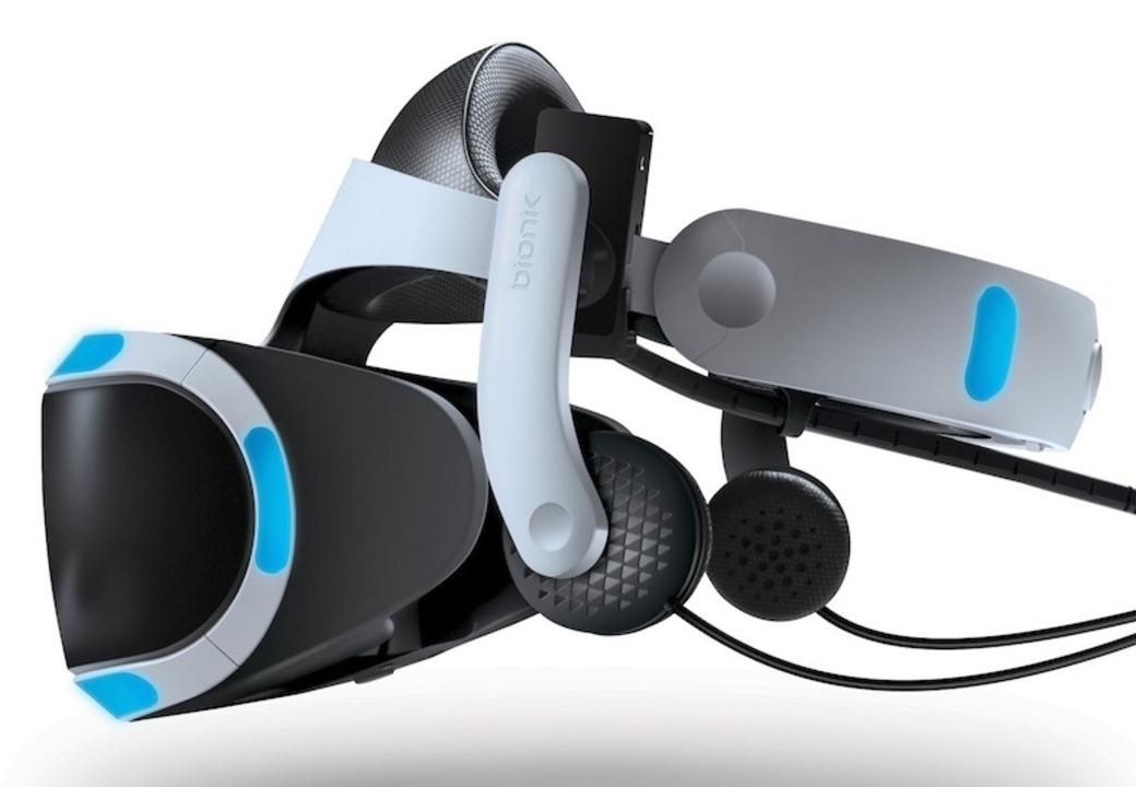 お耳スッキリ! プレイのじゃまにならないPS VR向けヘッドホン「Mantis VR」