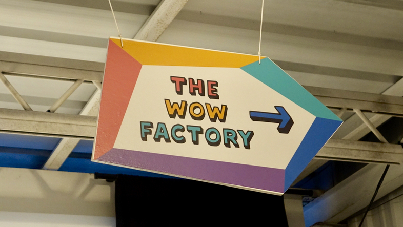 WOW!が飛び出すソニー遊びの工場「THE WOW FACTORY」潜入レポート2