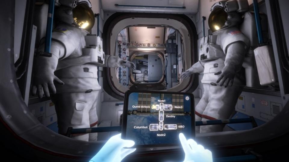 憧れの宇宙飛行士になれる! 国際宇宙ステーションのVRシミュレーター『Mission: ISS』