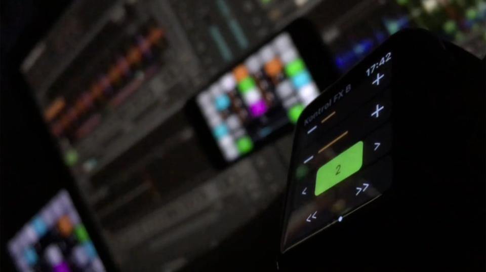 Apple Watchが本格的なDJソフトコントローラーになる?