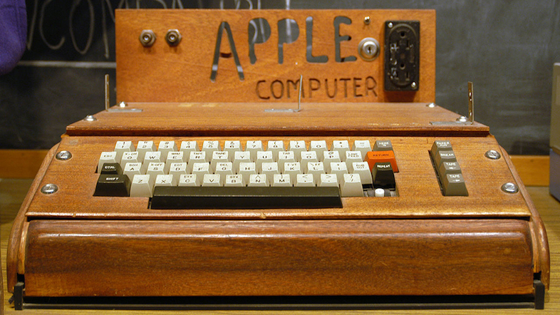 Apple I オークション