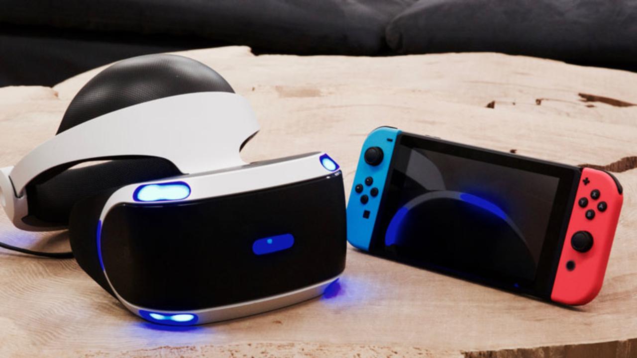ニンテンドースイッチとPS VR。ゲーム新時代を切り拓くのか?