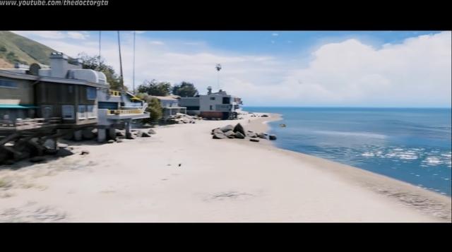 『グランド・セフト・オートV』が驚くほどリアルになるMODが登場。4Kで見ると現実との境目がわからないかも?