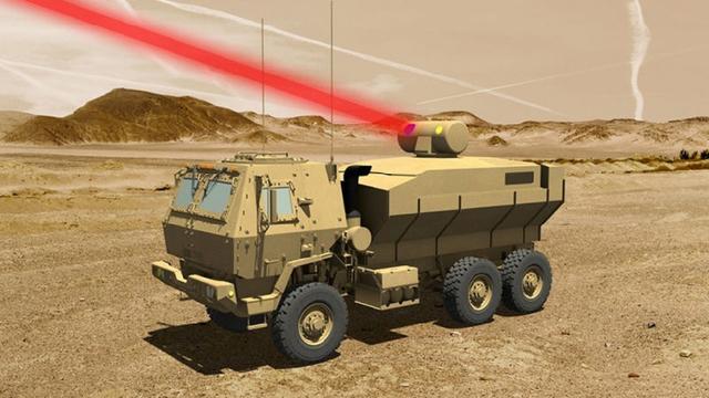 海軍・空軍に負けじとアメリカ陸軍も「レーザー砲」を導入。数ヶ月で納品へ