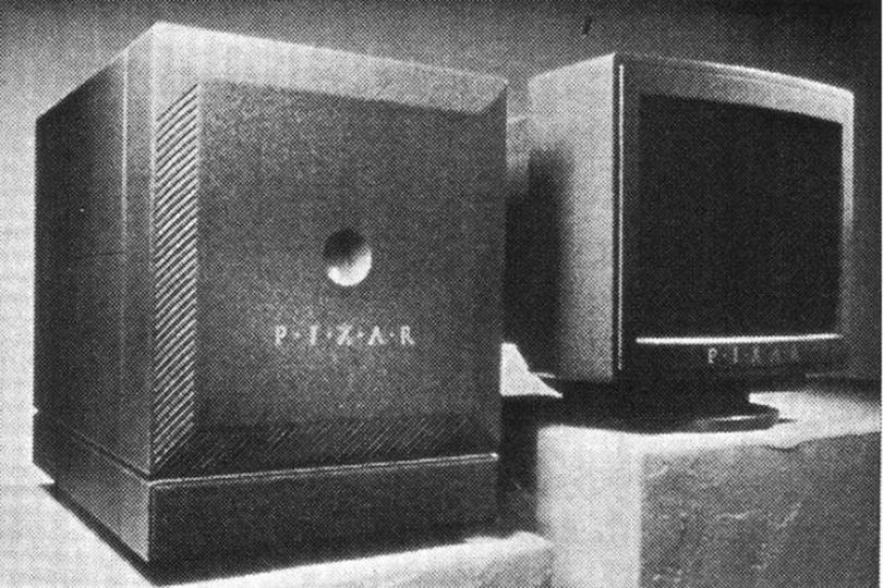 Pixarは、その昔コンピューターを売っていました