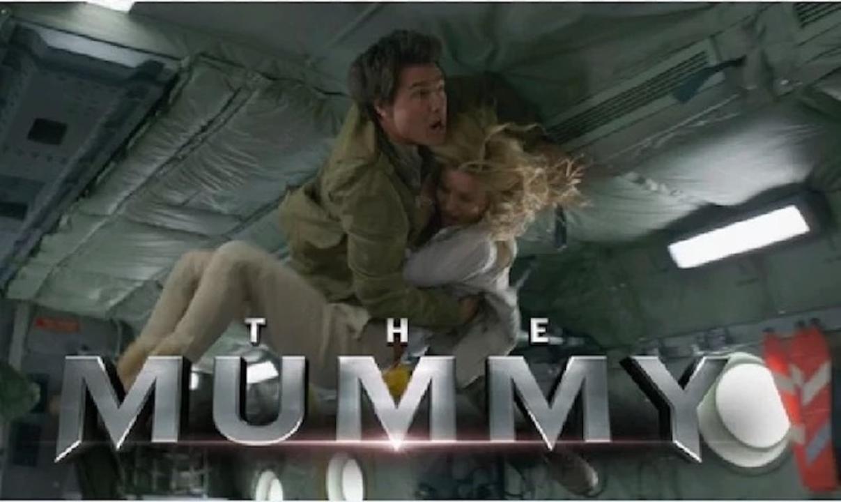 トム・クルーズが提案。映画『マミー』の無重力シーンの裏側