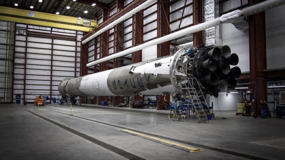 次のSpaceXロケット打ち上げが見逃せない理由「成功すれば宇宙事業に激震」