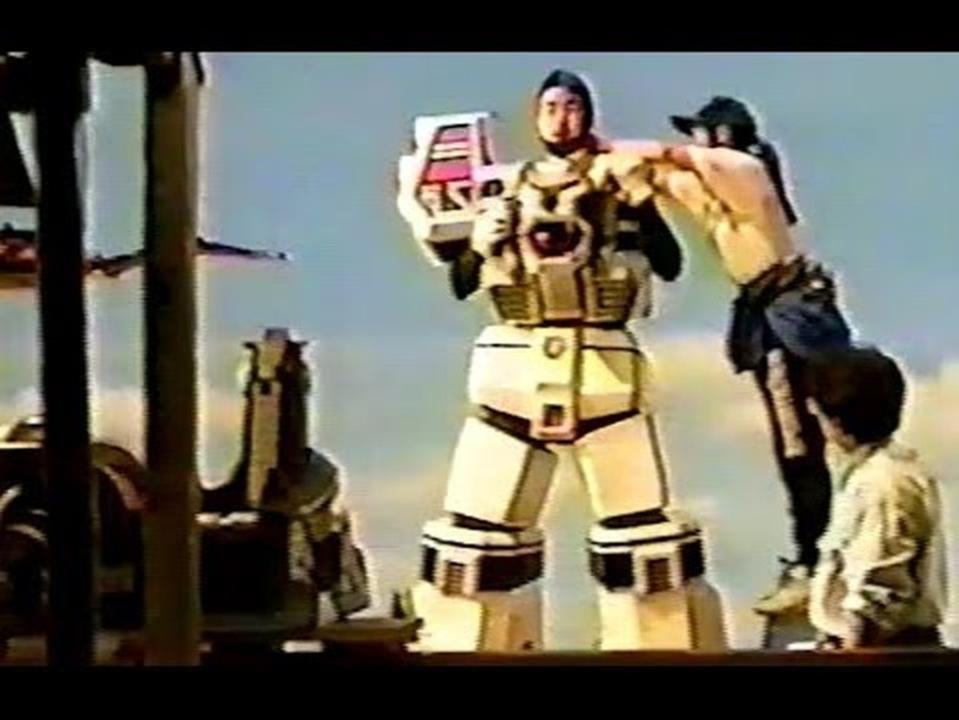 劇場版『パワーレンジャー』の予習に! 五星戦隊ダイレンジャーの貴重 ...