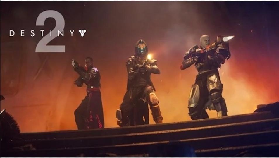 名演説と迷演説。ポストアポカリプスSF系FPSの最新作『Destiny 2』の日本語吹き替え版トレーラー