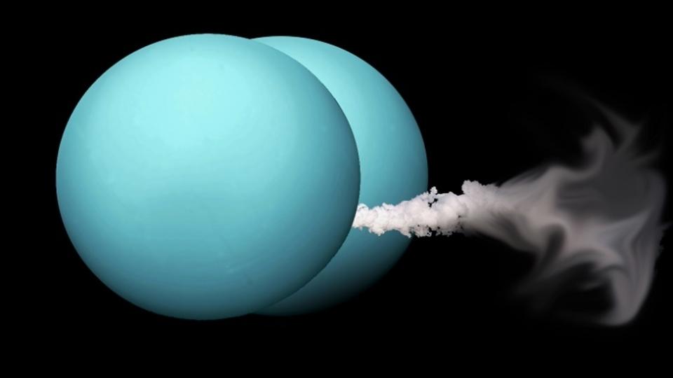 天王星はおならのニオイがするはずなんだ
