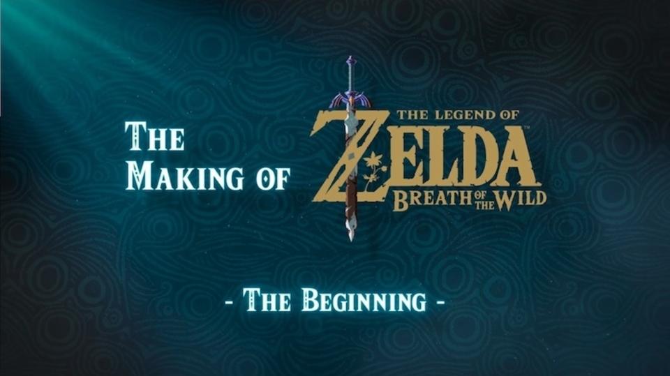 『ゼルダの伝説 ブレス オブ ザ ワイルド』メイキング動画が一挙3本公開「一番苦労したのはダントツでゼルダ姫」