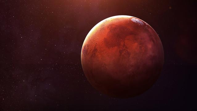 火星の上空をドローンが飛んだらこんな景色が見れるかも? 高画質画像から合成された景色に息を呑む