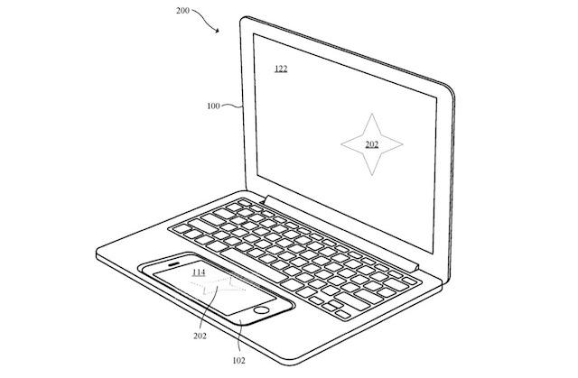 Apple 合体 特許