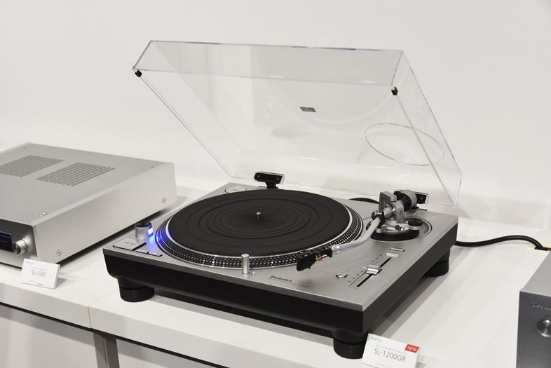新生テクニクスから14万8000円の「SL-1200GR」。買える?買えない?02