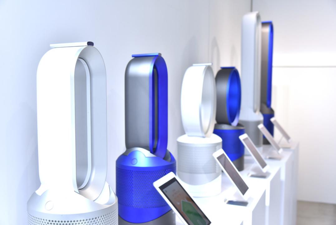 ダイソンの空気清浄機能付ファン「Dyson Pure」シリーズ。何が変わったの?
