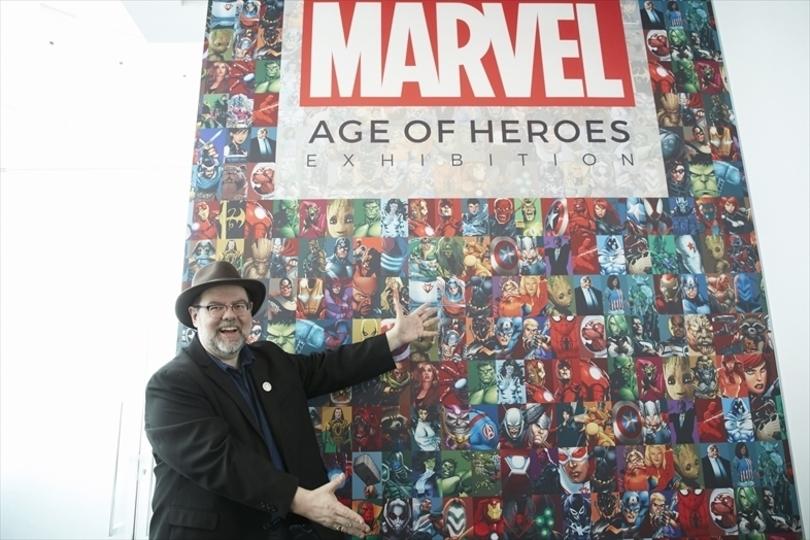 『シビル・ウォー』を手掛けた編集者にコミック制作の裏側を聞いてみた! マーベル・コミックス編集責任者トム・ブリーヴォートにインタビュー