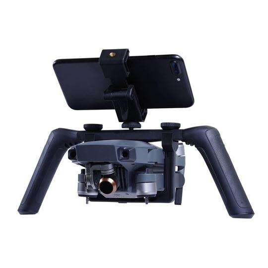 飛ばないMavic Proはただの...ではなくビデオカメラになる手持ちリグ