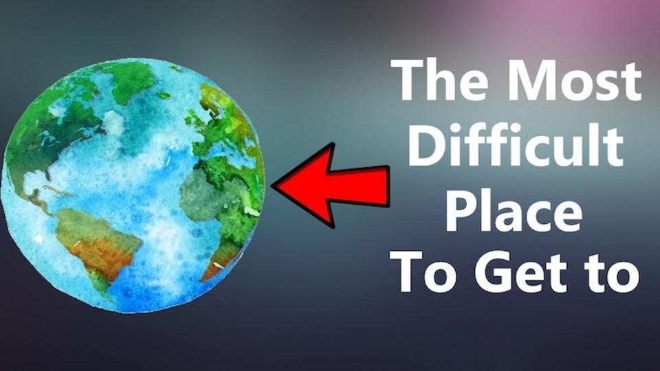 8,000m級の山から、絶海の孤島まで。世界で一番行きにくい場所ってどこだ?