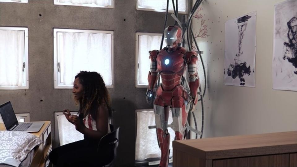 MITの学生たちが新たな「アイアンマン」となった少女の短編を制作