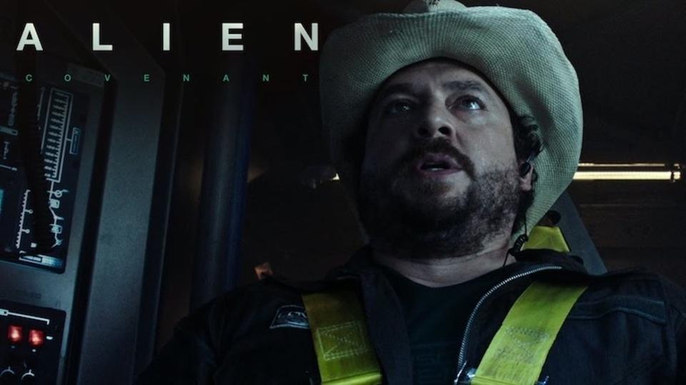映画『エイリアン:コヴェナント』の新映像で前作の主人公の運命が明らかに?