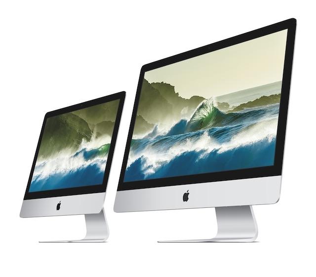 新型 iMac