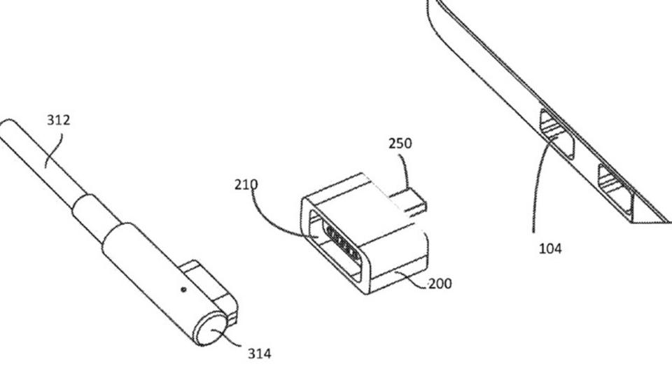 USB-C用MagSafe来るかも? Appleが特許を取得