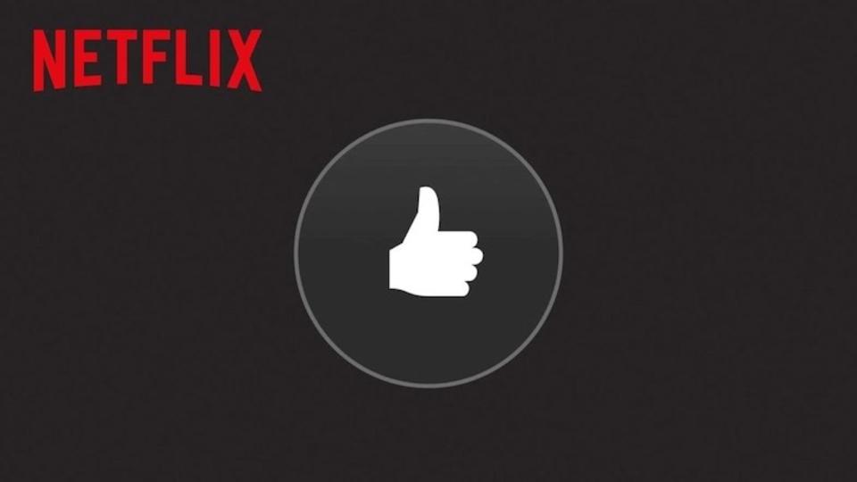 Netflixの作品評価、星5段階から親指アップ/ダウンに変更。作品マッチング機能も追加!