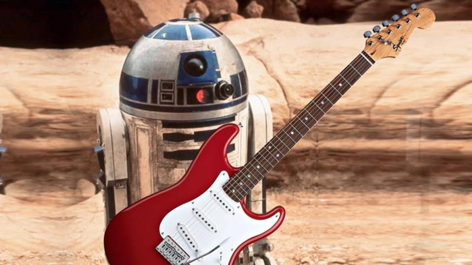 R2-D2がボン・ジョヴィのメンバーに銀河一ふさわしい理由