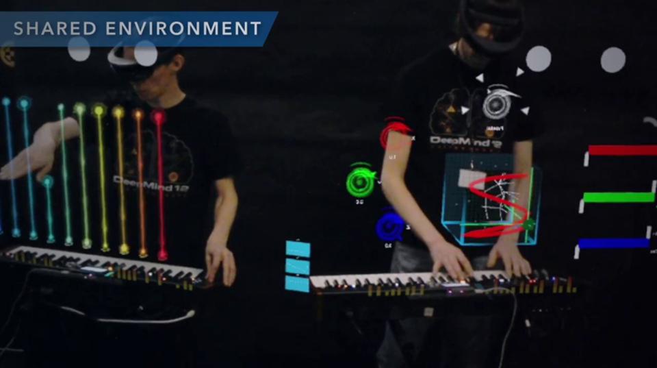 Behringer初のシンセサイザー「DeepMind 12」、HololensによるAR操作のデモ映像が公開