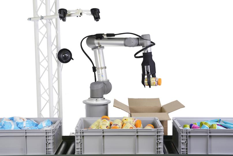 適応能力はピカイチ。初見の物でも自己学習して掴むロボットアームの凄み