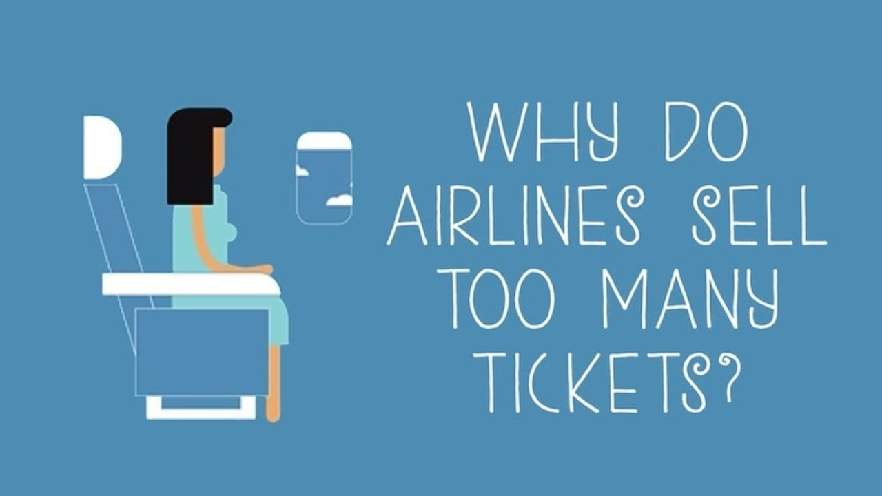 なぜ航空会社はオーバーブッキングをするのか?