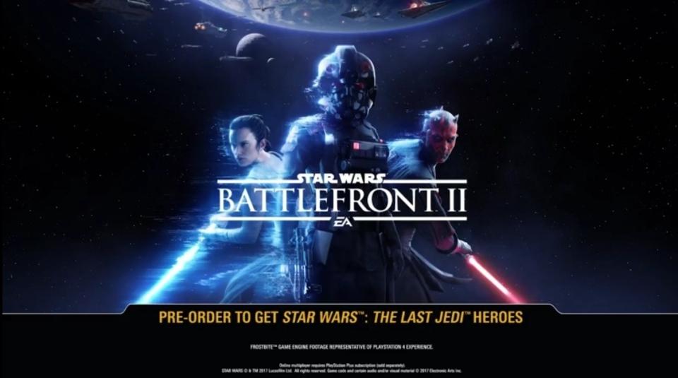 EA最新作『Star Wars: Battlefront II』のトレーラーがリーク。『最後のジェダイ』と関係する内容かも?