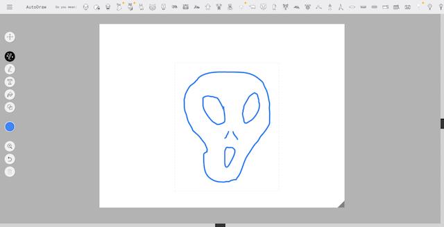 助けて!AutoDrawで宇宙人が描けない!2