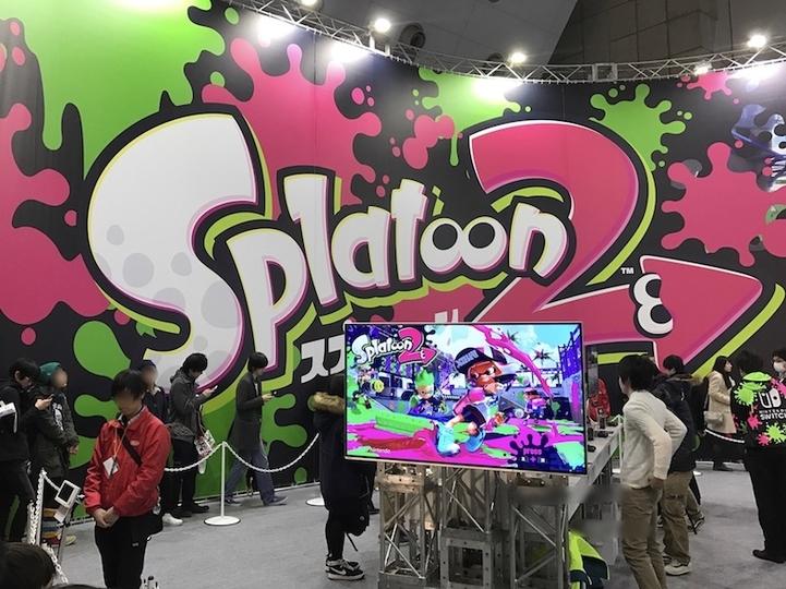 ニンテンドースイッチに新色イエローの「ジョイコン」登場! 『スプラトゥーン2』は7月21日発売