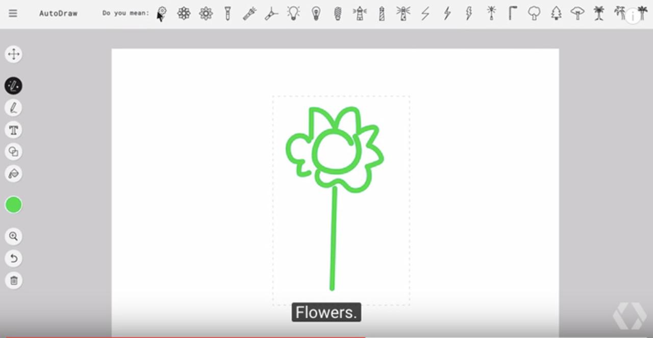 Googleの超絵心ツール「AutoDraw」は描きたいものを先読みする